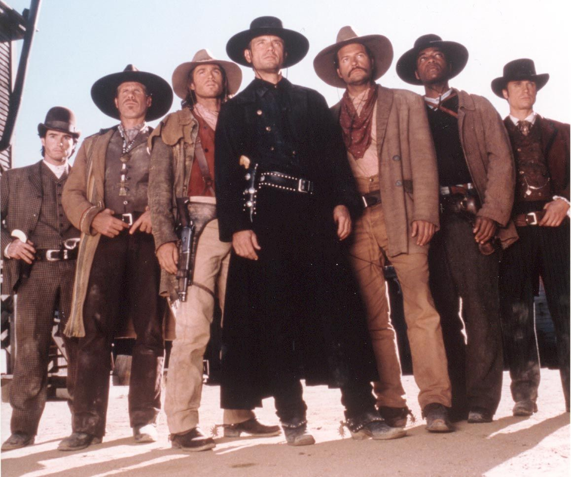 The Magnificent Seven Tv Series - Yahoo Image Search Results