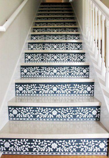Astuces Deco Pour Relooker Ses Escaliers Avec Images Escalier