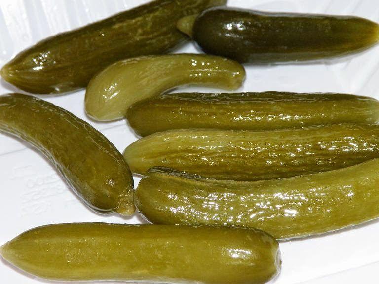 عالم الطبخ والجمال طريقة عمل مخلل خيار بربع ساعة فقط Foods With Gluten Cured Meats Pickles