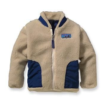 He has plenty of fleece for this winter, but he might need this for next fall.