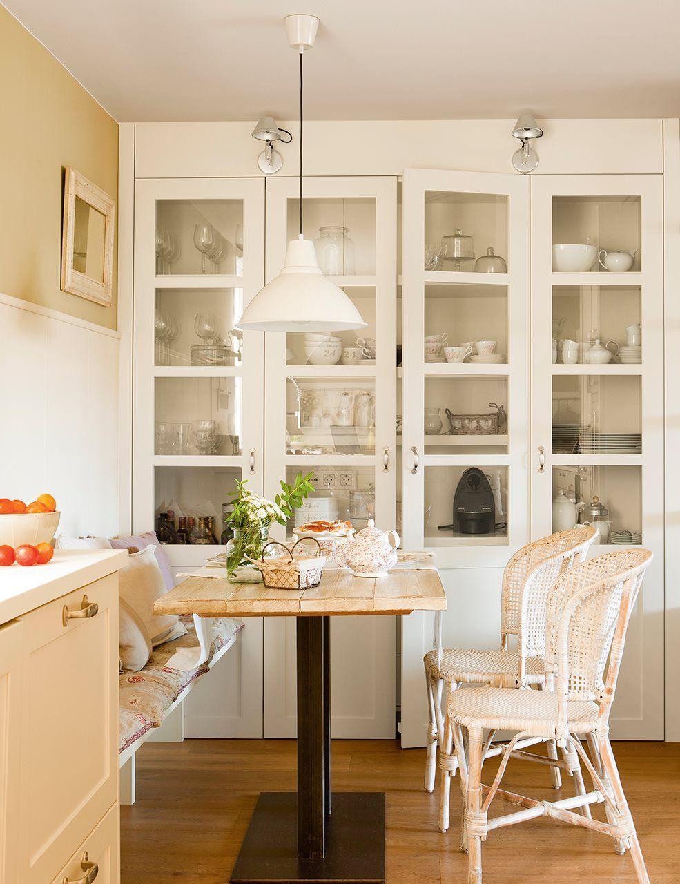 Manual de la iluminación perfecta | Breakfast Nooks | Pinterest | Küche