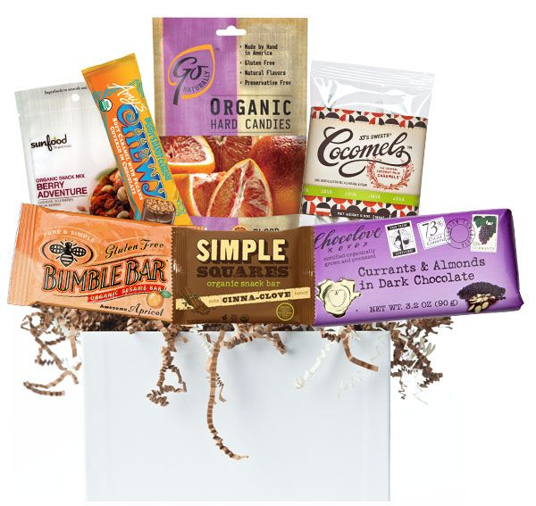 Honoring you the gluten free way organic gift basket amys honoring you the gluten free way organic gift basket amys kitchen sunfood superfoods negle Image collections