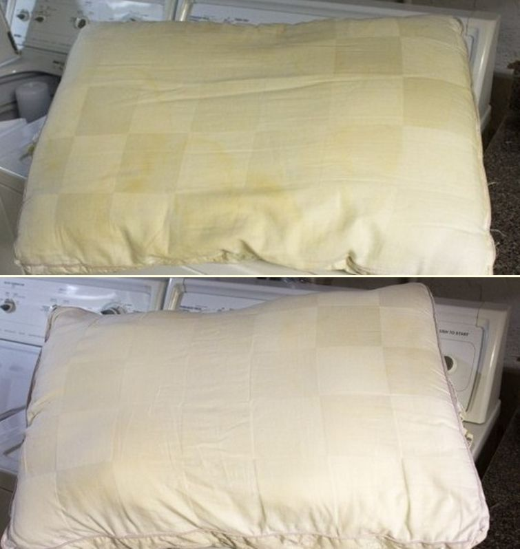 How to remove urine and sweat stains out of your mattress