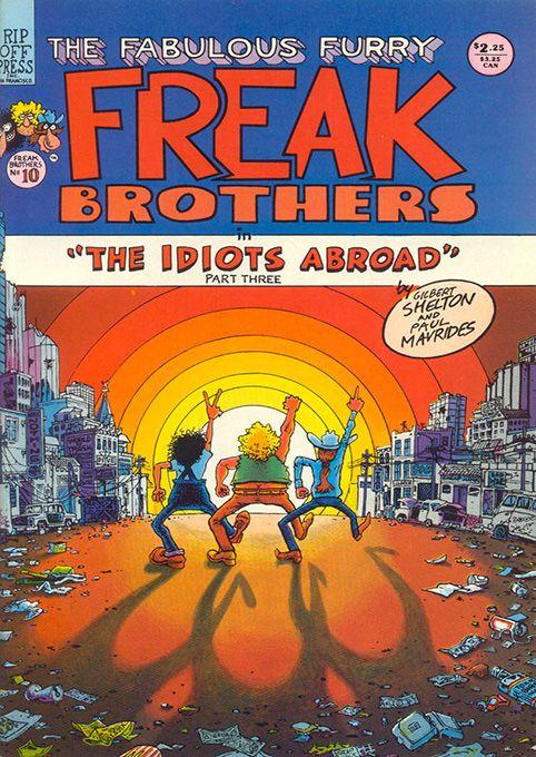 Resultado de imagen de freak cover comics