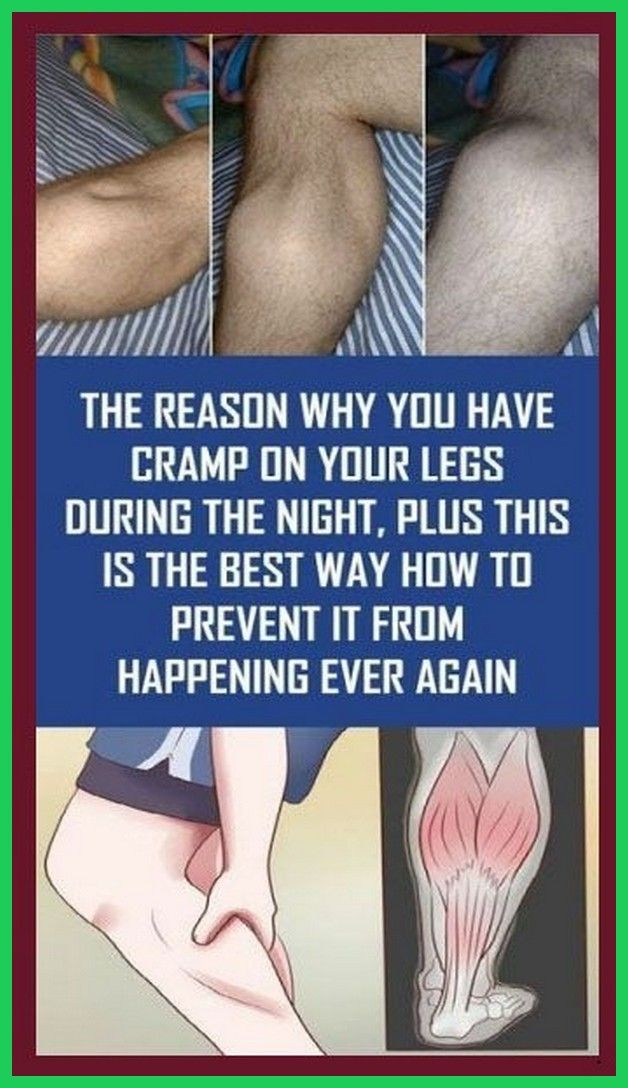 How To Prevent Leg Cramps And How To Never Get Leg