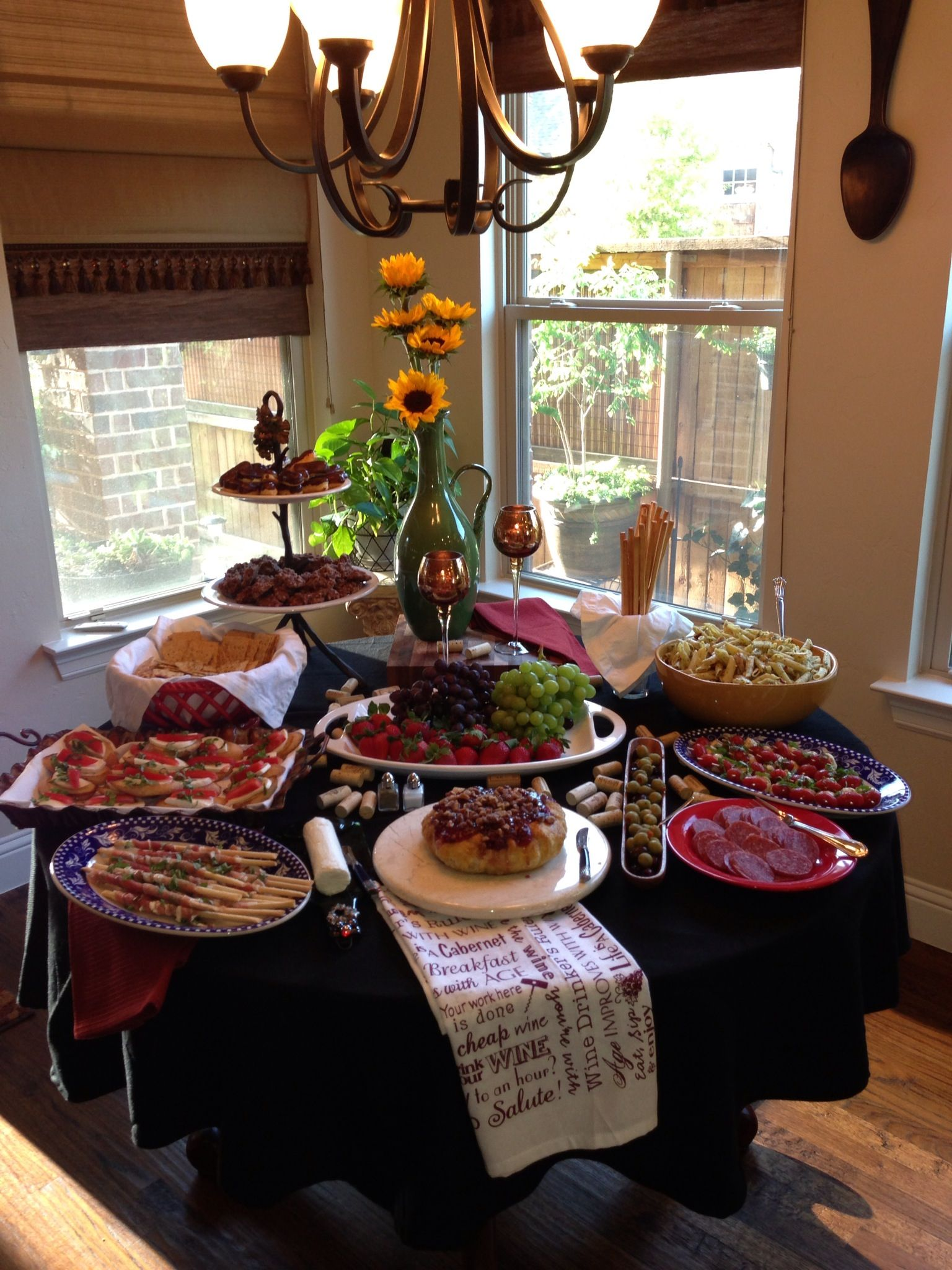 wine tasting party food for italian wine tasting food wine 30482
