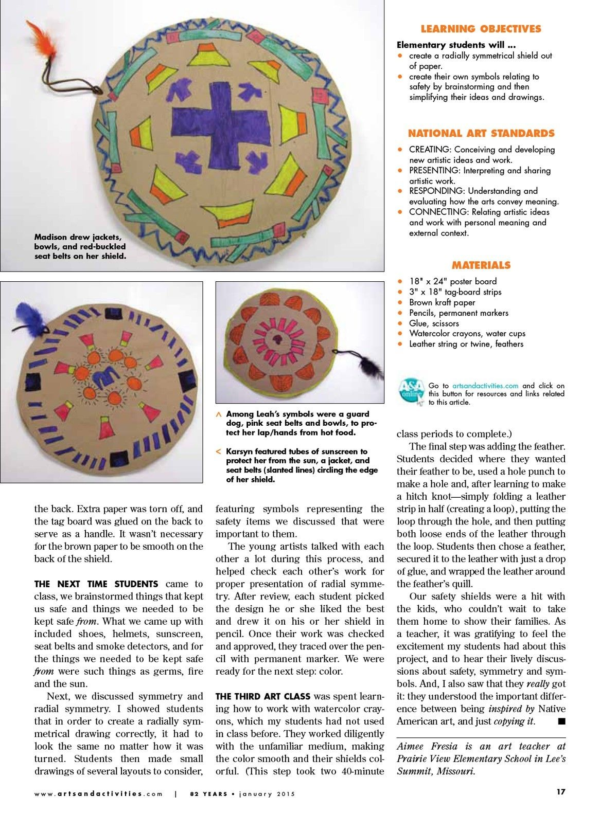 Arts & Activities - Page 1