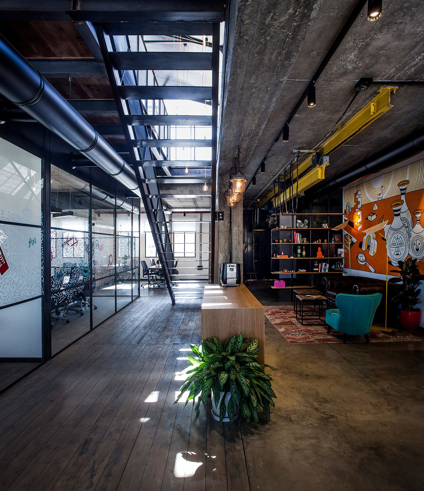 Apester and CoCycles Office, Tel Aviv