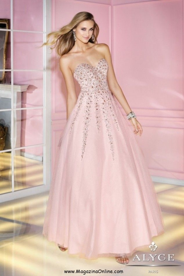 www.MagazinaOnline.com   Timeless Alyce Prom Dress Collection ...