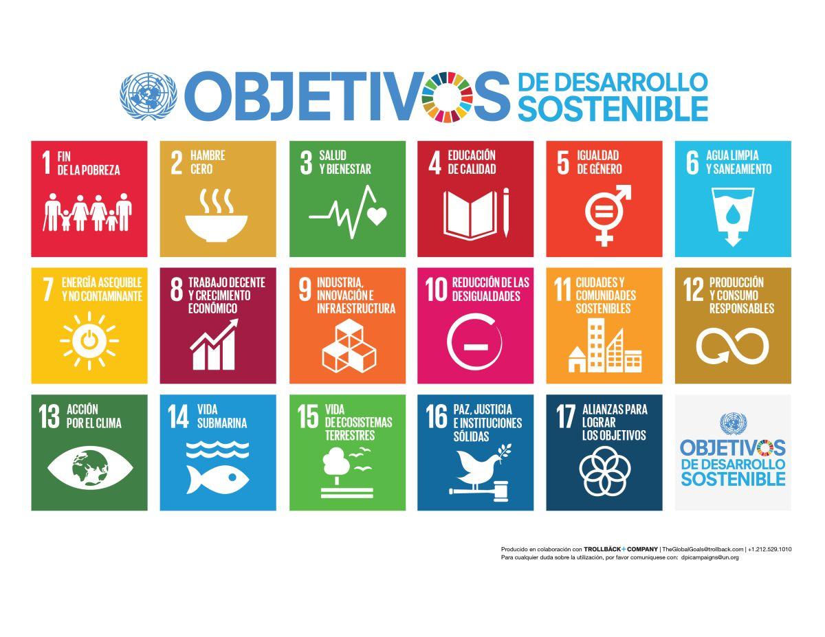 Proyecto de clasificación visual: los Objetivos de Desarrollo ...