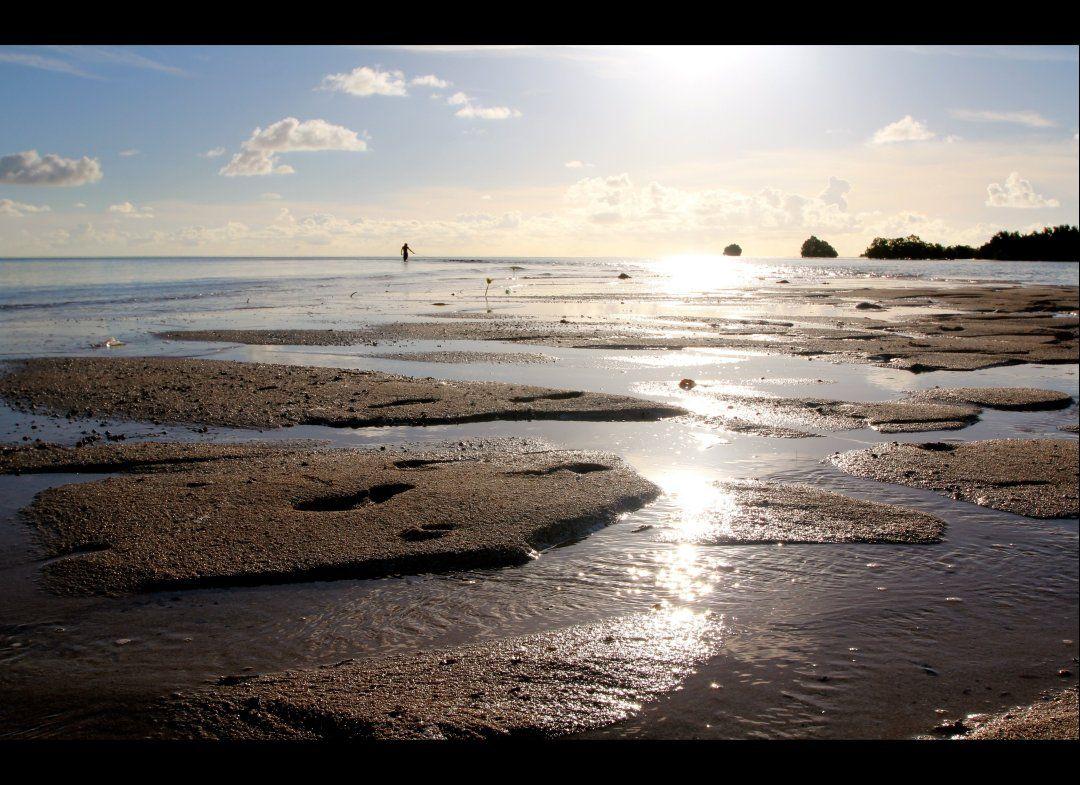 Slideshow From Kiribati Pictures Of An Atoll Rising