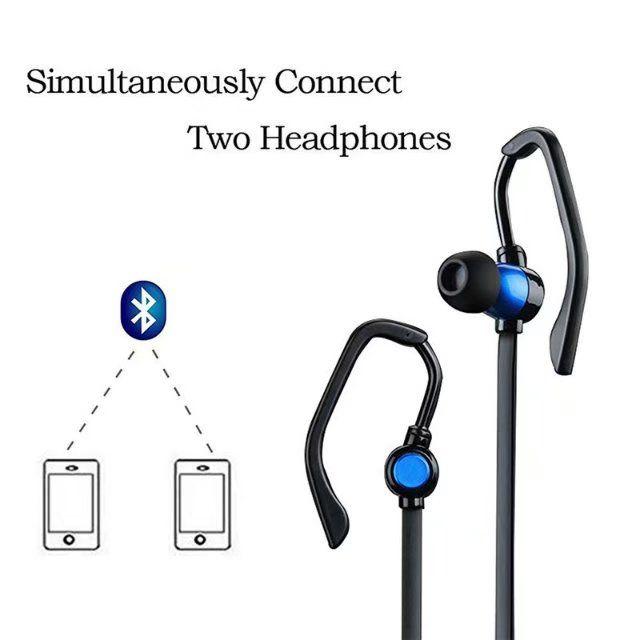 >> Click to Buy << Ear-hook bluetooth Earphonel Heavy Bass Sound high Quality Earphone High-End Brand Headset fone de ouvido #Affiliate