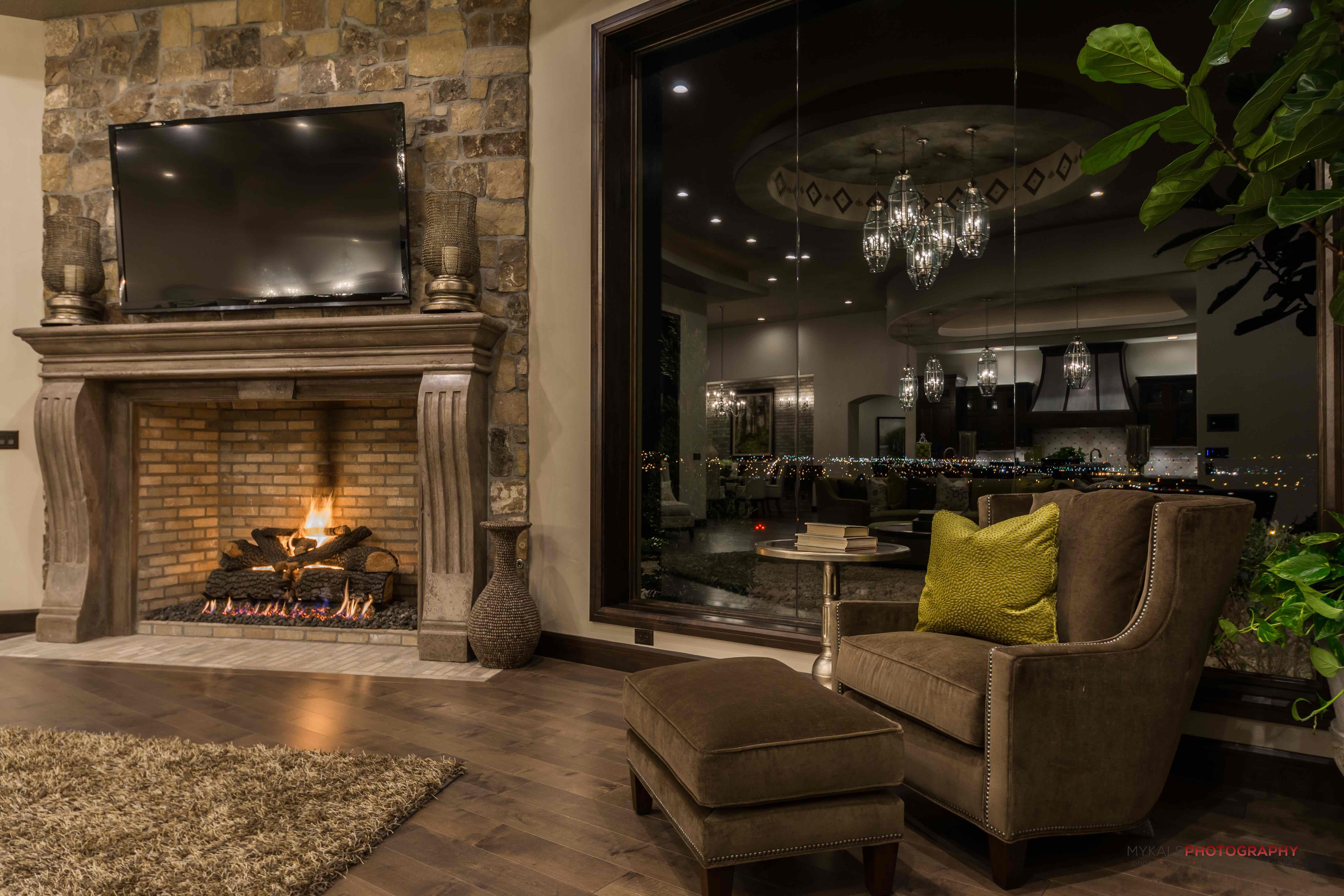 2015 Parade Of Homes Entry Stone Cliff St George Utah Luxury