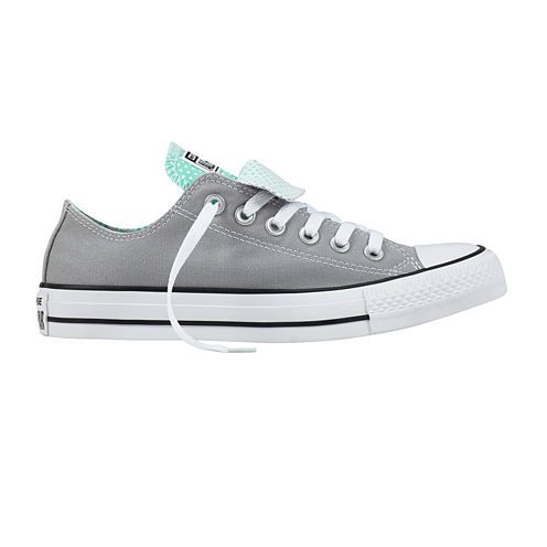 f8910d5fc422 Converse Chuck Taylor All Star Double Tongue Womens Sneakers - JCPenney