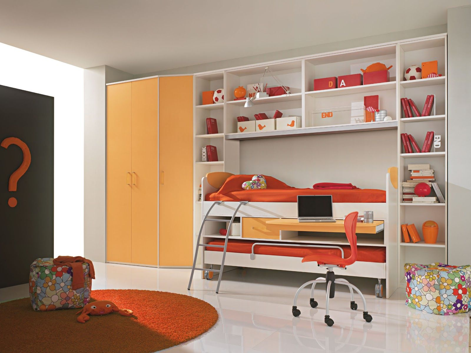 Most beautiful kids bedrooms - We Have Put Together The Most Beautiful Kids Bedroom Furniture In This Gallery Here You