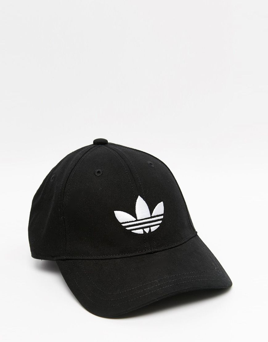 adidas Casquette Trefle Fitted Noire