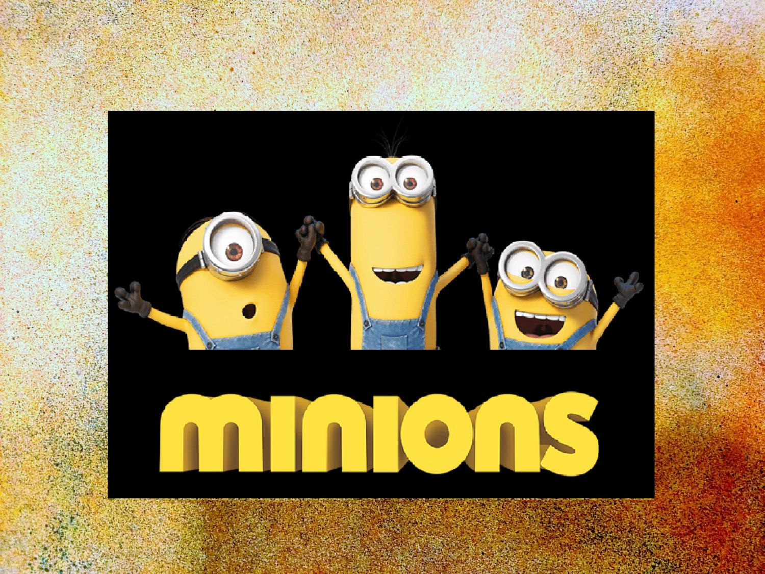 The New Minion Movie Is Out And There Is Nothing Better Than