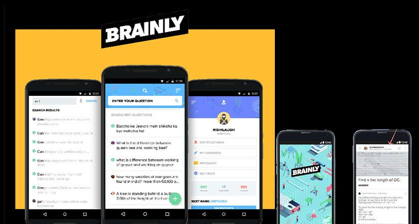Brainly Online Platform Aims To Address The Problem Of Homework That Plagues Millions Of School Kids Across The Globe Homework Education Kids School