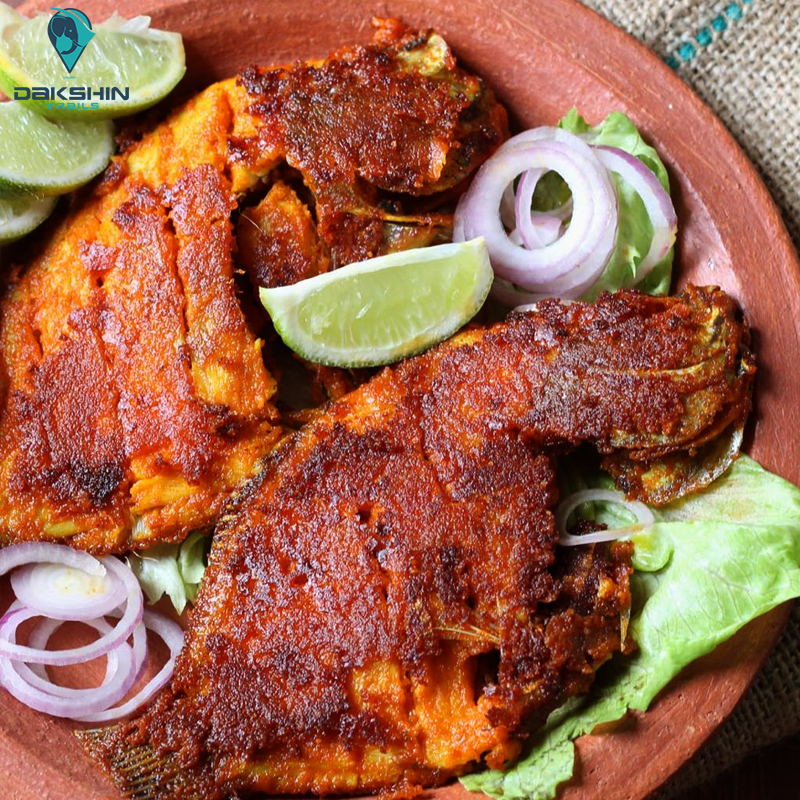 Karimeen Fry Or Pearl Spot Fry Is One Of Kerala S Traditional Delicacies This Is The Spicy And Yummy Pearl Fis Recipes Indian Chicken Fry Recipe Mutton Recipes
