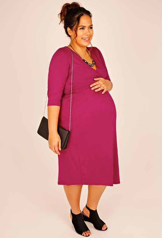 5 Must-Have Plus Size Maternity Styles From Yours Clothing's New Bump It Up Collection – PLUS Model Magazine  – Babies!