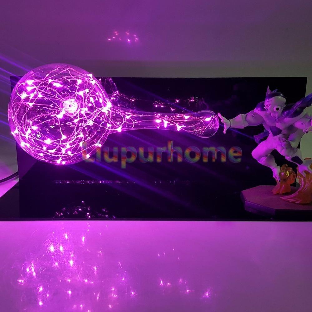 De Attaque Position Figurine Lampe Chevet Ultime Avec Freezer En 4Aq5R3jL