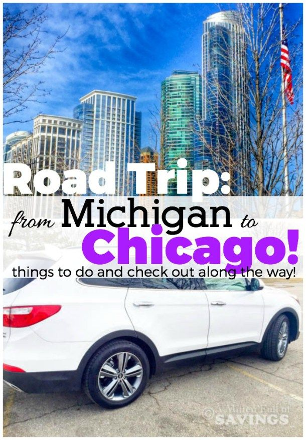 Planning a road trip to Chicago? Here's how you can do it: Plan a fun Road Trip to Michigan to Chicago