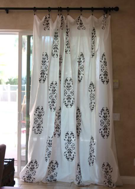 Plain Curtains Screen Printing Kit Lovely Window Dressings For Bath Babys Room