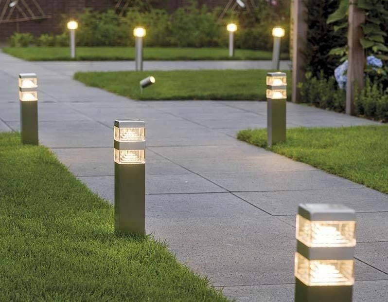 Modern Yard Lights Are Not Just For Providing Safety And Security