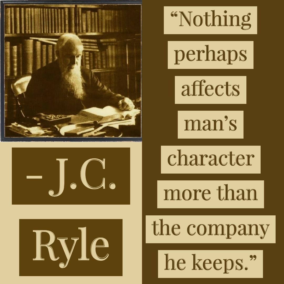 J C Ryle Quotes