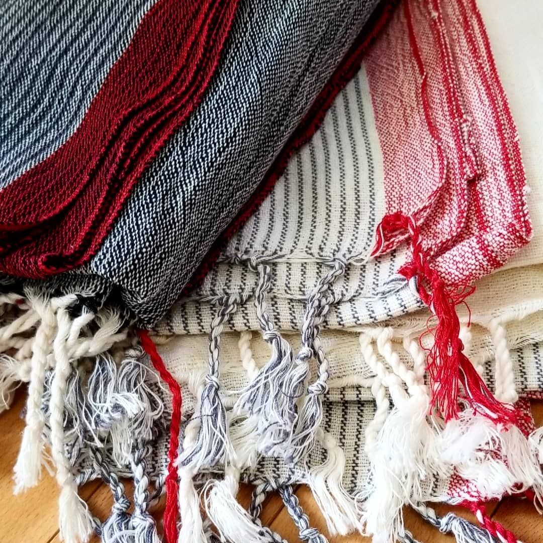 Loomed In Traditional Methods Our Pure Turkish Towels From Hatay