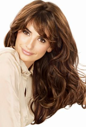 penelope cruz loreal hair color ad - Google Search | Hair & Beauty ...
