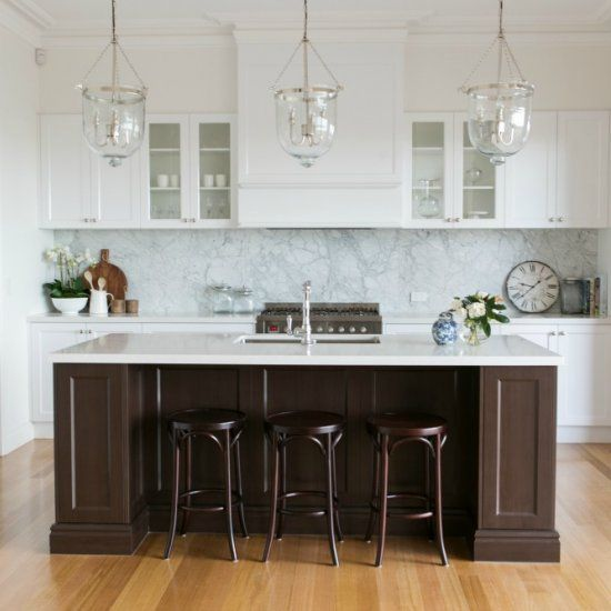 come take a tour of this beautiful hamptons style kitchen in melbourne australia - Tour Of The Hamptons