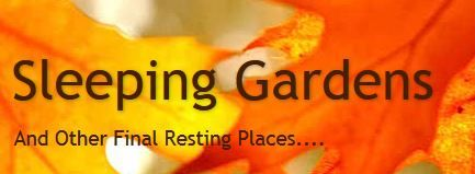 Sleeping Gardens Blog