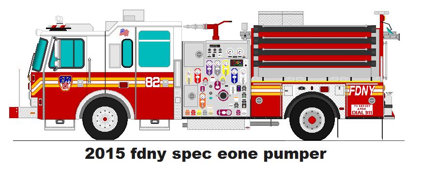 Fdny Spec Eone Truck by Geistcode.deviantart.com on @DeviantArt ...