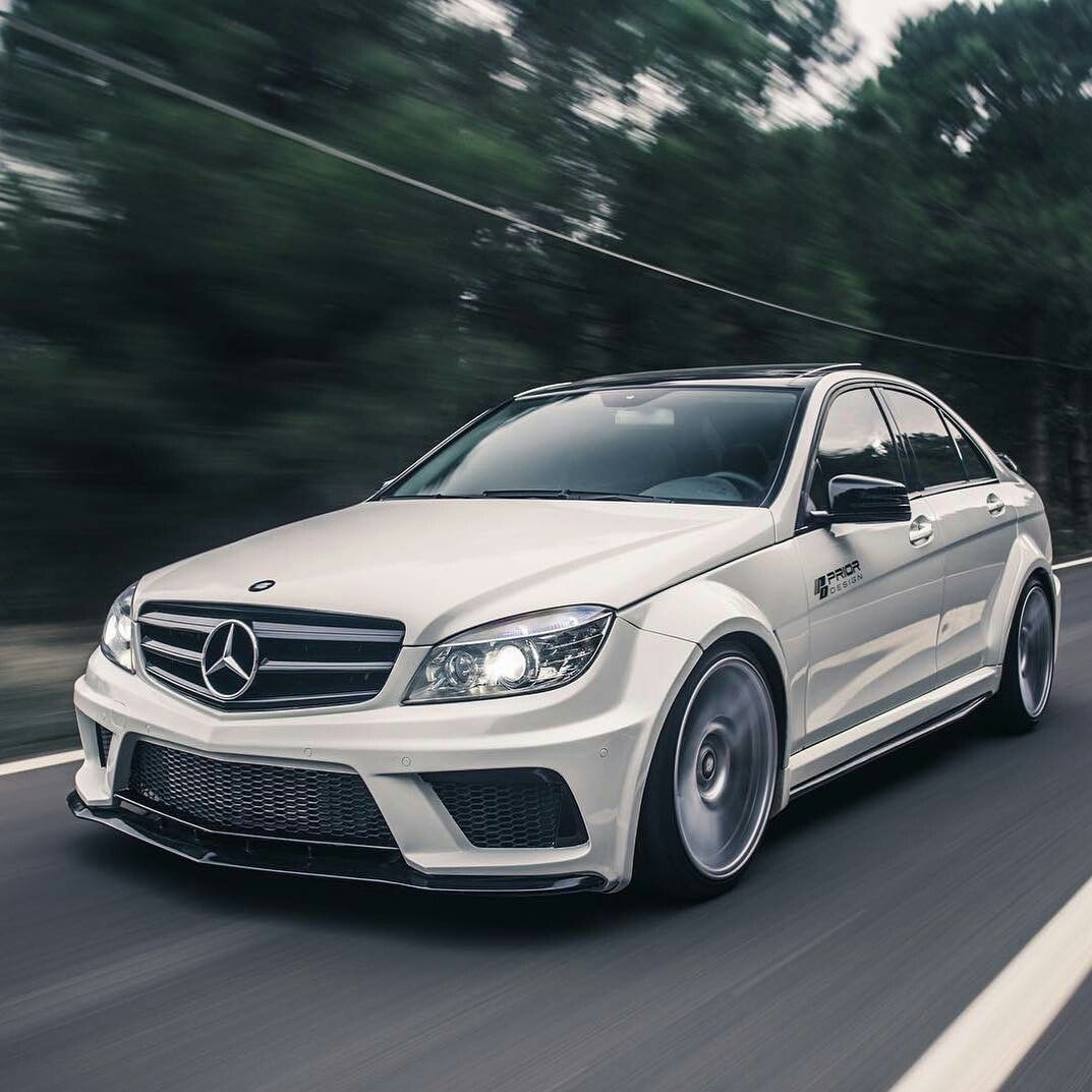 Mercedes C63 Amg W204 With Images Mercedes Benz C63 Mercedes
