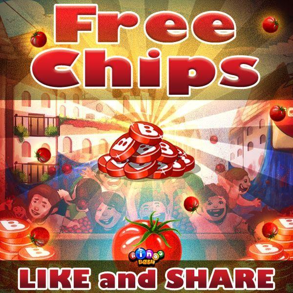 bingo bash free chips no survey