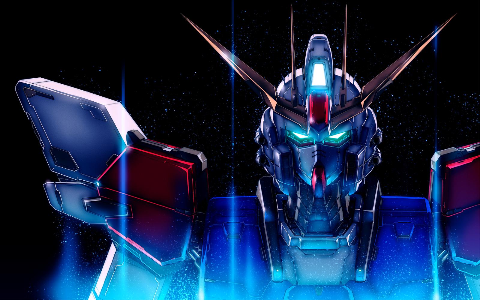 Build Strike Gundam Wallpaper Gundam Wallpapers Strike Gundam Gundam Build Fighters