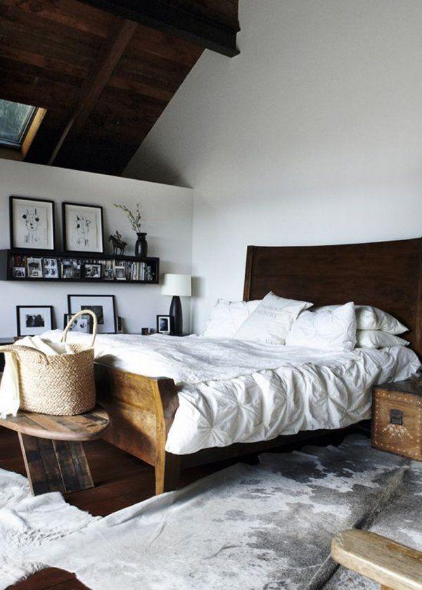 Nos Idees Pour Un Bout De Lit Style Home Bedroom Home Interior