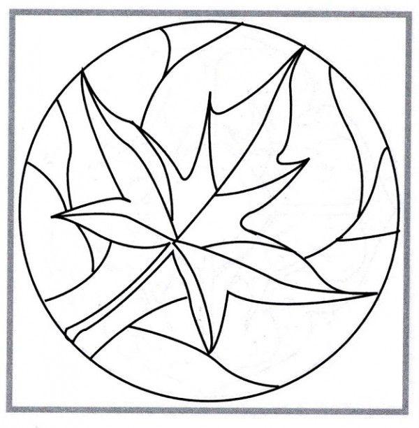 mandala otoño (2) | mandalas
