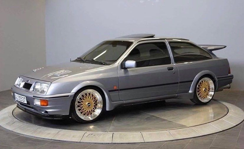 Ford Sierra Rs Cosworth Not My Pic It Popped Up In My Phone