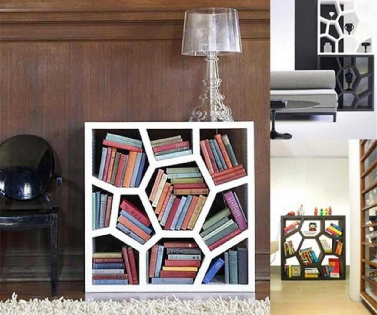 39 Perfect Bookshelves For Small Spaces And Decor Ideas Creative