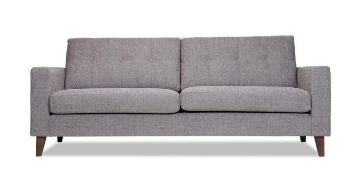 cooper sofa studio copenhagen 3 sitzer mad men style homespiration pinterest. Black Bedroom Furniture Sets. Home Design Ideas