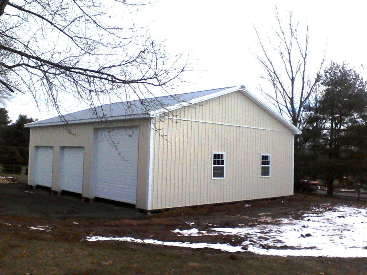 Pin by Pioneer Pole Buildings, Inc. on Three Car Garages