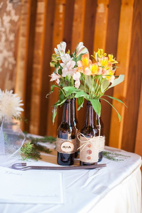 7 Pinterest-Worthy Ideas from Real Pittsburgh Weddings - Beyond the Cookie Table - August 2015