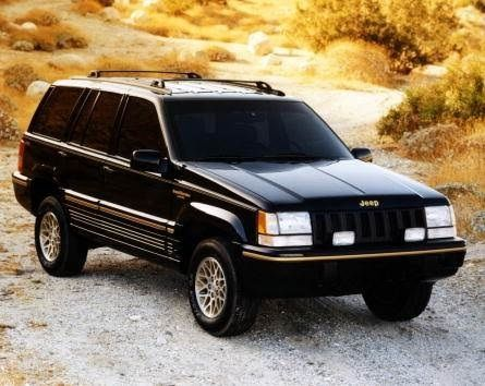 1994 Jeep Grand Cherokee Limited. Nice!