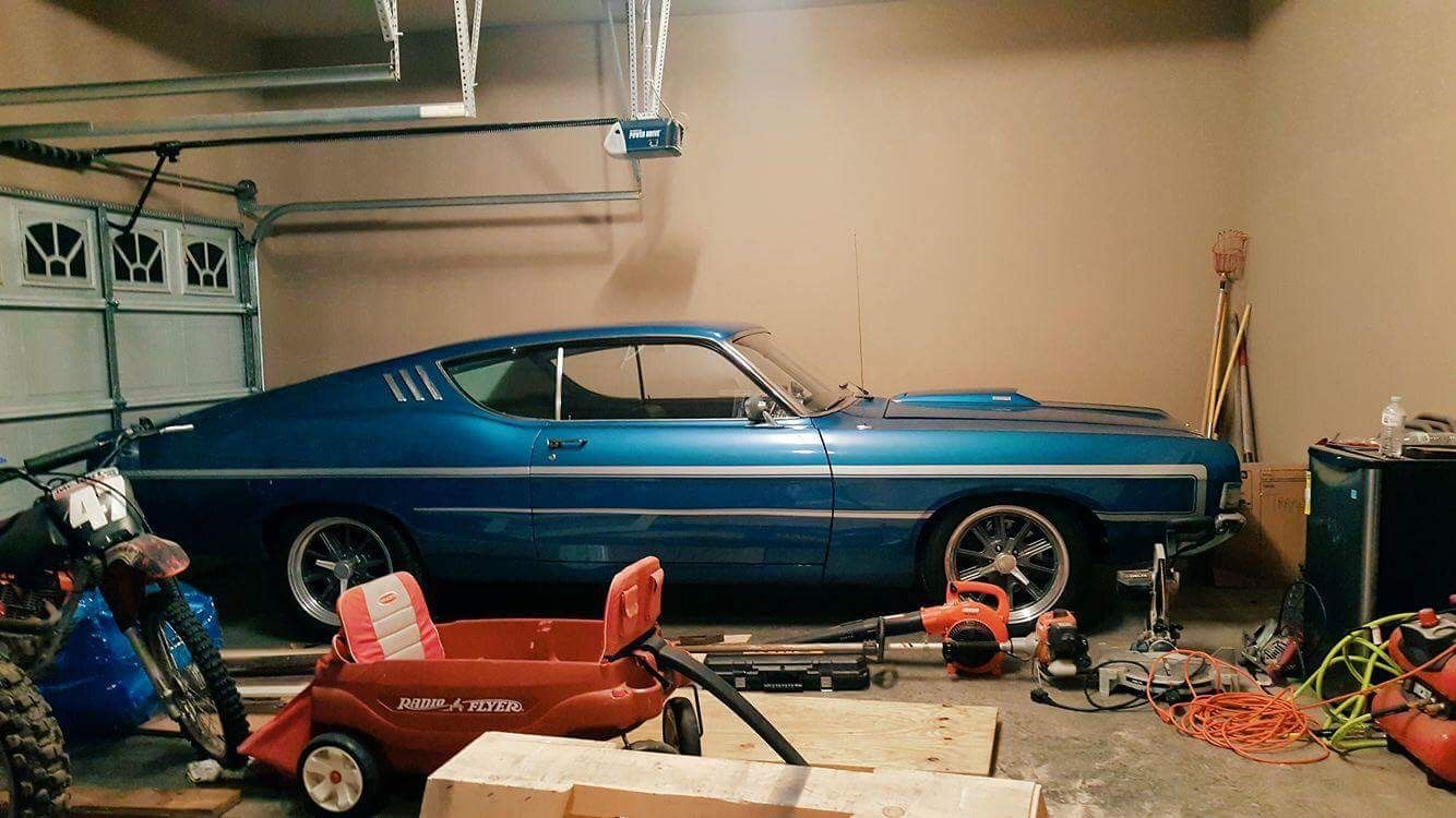 Need For Speed 1969 Ford Gran Torino 428 Cubic Inch Fe V 8