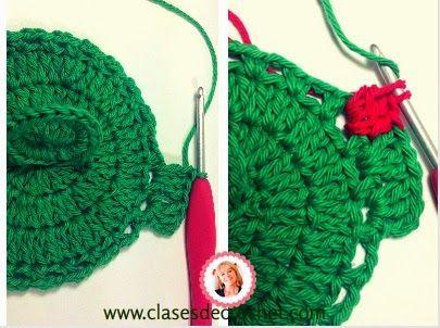 clases crochet, patrones gratis, agarradera crochet | Oils ...
