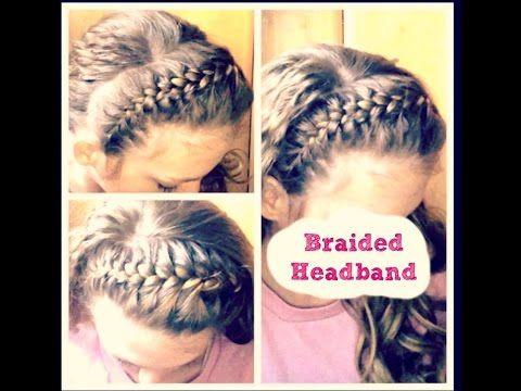 How to 4 diy braided headband tutorial for short medium long hair how to 4 diy braided headband tutorial for short medium long hair youtube solutioingenieria Choice Image