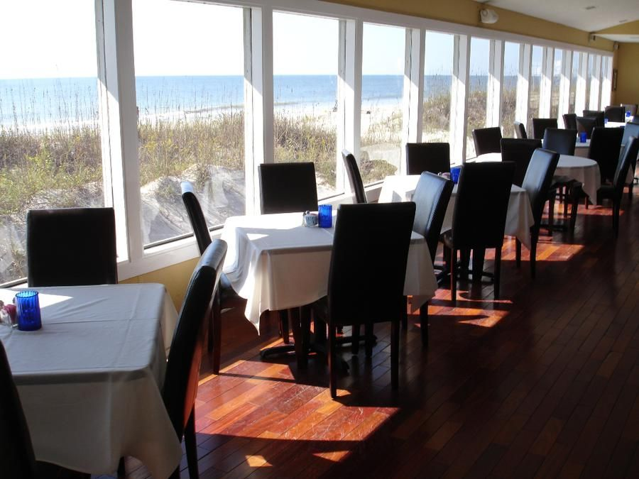 Island Way Restaurant ~ Oak Island, NC