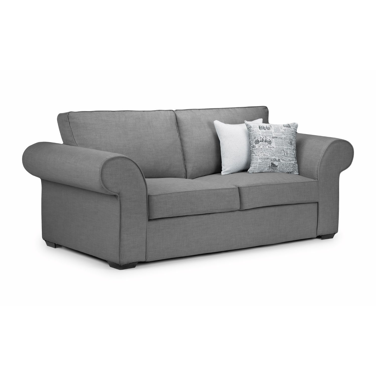 Linden 2 Seater Fabric Sofa Next Day Delivery